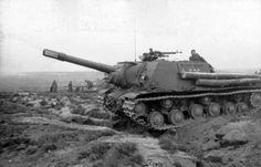 ISU-152 Germany 1945