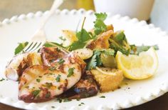 GRILLED SQUID WITH PARSLEY AND CAPERBERRY SALAD http://www.delicious.com.au/recipes/grilled-squid-parsley-caperberry-salad/1d2a40c5-84f4-483d-8935-b0dd797e1d88?current_section=recipes&adkit_ref=/collections/maggie-beer-collection/3dbc44d0-b931-475c-b9ee-5b8177e1cf3c