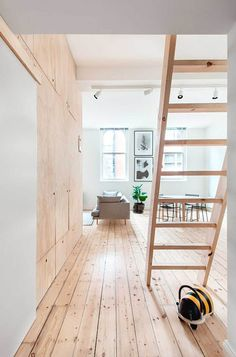 Plywood Apartment