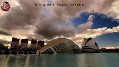 Video sobre el complejo turístico de La ciudad de las Artes y las Cienci...