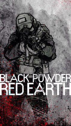 Black Powder/Red Earth