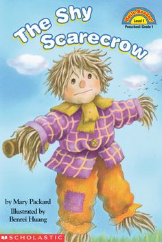 Reviews for The Shy Scarecrow - Scholastic Book Club