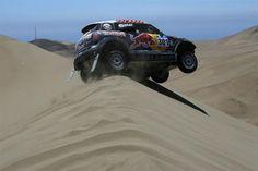 Rally Dakar 2015: otro triunfo para Al-Attiyah