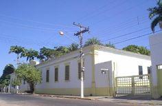 Cuiabá, Mato Grosso, Brasil - Cadeia Pública de Cuiabá, atual   Centro de Reabilitação Dom Aquino Corrêia