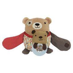 Skip Hop Hug & Hide Stroller Toy -...    $9.99