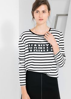 Camiseta rayas Vanity