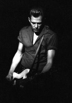 Paul Simonon -The Clash