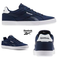 Reebok Classic Royal Complet 2 LT Shoes Sneakers Navy CM9636 SZ 4-12.5  Limited 3999acddd