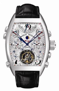 Franck Muller Aeternitas Mega 4 watch #FranckMuller #NobleandRoyal