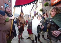 The Sights, Sounds and Smells of the Vikings are back in York