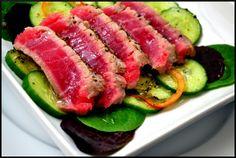 ... Yellowfin Tuna | Healthy Seafood Recipes | Pinterest | Yellowfin Tuna