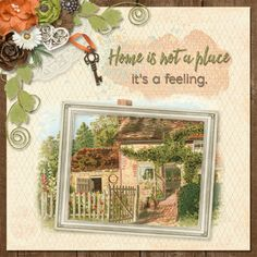 Layout using {Hearth and Home} Digital Scrapbook Collection by Sunrise Studio available at The Digichick http://www.thedigichick.com/shop/Hearth-and-Home-Bundle.html #sunrisestudio