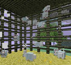 Minecraft bunnys :)
