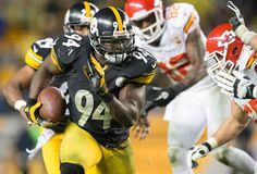 Lawrence Timmons 2012 #steelers