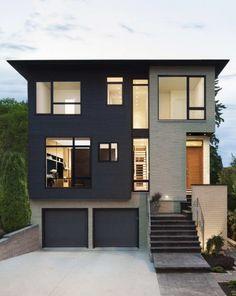 Дом Вэстборо (Westboro Home) в Канаде от Kariouk Associates.