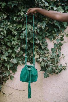 Green Mini Handbag   Must Have Handbags for Spring   Ruthie Ridley Life & Style Blog