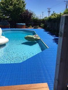 Small Backyard Pools Budget Patio