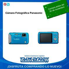 Para esta navidad una Cámara fotográfica con 16.1 megapíxeles y zoom4X. Costo aprox. $170.38 TransExpress compras en internet en El Salvador http://amzn.com/B00728ZC1K