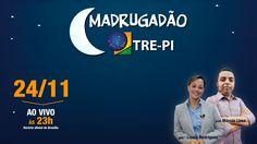 MADRUGADÃO TRE/PI - Com Profª. Lísnia Rodrigues e Prof. Márcio Lima.
