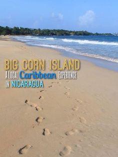 Big Corn Island: A Local Caribbean Experience in Nicaragua Ometepe, Granada, Beaches In The World, Beach Trip, Beach Travel, South America Travel, Central America, Outdoor Travel, Where To Go
