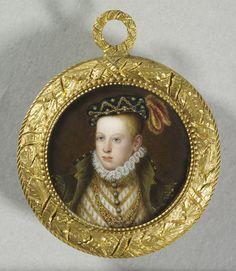 The Royal Collection: Sebastian I, King of Portugal (1554-78)