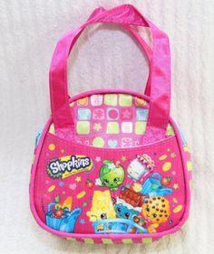 Shopkins Kids Little Girls' Tasty Things Mini Handbag @trendingtoystore.com