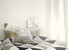 Idees deco chambre scandinave ferm living