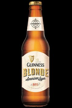 Product Launch - US: Diageo's Guinness Blonde American Lager