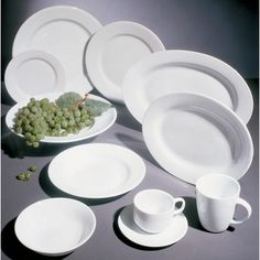 Ten Strawberry Street Bistro Dinnerware Collection