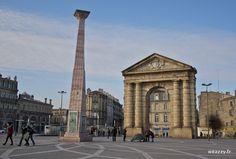 Place de la victoire à Bordeaux