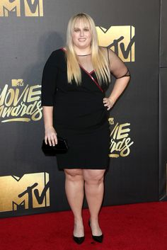 Rebel Wilson MTV Movie Awards 2016
