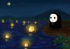 Vô diện Gamers Anime, Fan Anime, Film D'animation, Ghibli Movies, Spirited Away, My Neighbor Totoro, Cute Chibi, Hayao Miyazaki, Animation Film