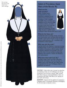 Holy Habits Tradicional Nun PD - Katerine Coss - Picasa Web Albums