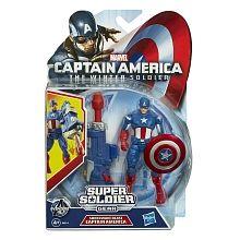 Capitão América - Figura Shockwave Blast Captain America