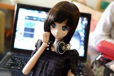 Mirai Suenaga Smart Doll by RemiliaZ