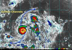 From its pinhole eye to its astonishingly rapid intensification, Super Typhoon #Nepartak has caused meteorologists to take notice.