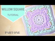 Willow Square Tutorial, thanks so xox ☆ ★   https://uk.pinterest.com/peacefuldoves/