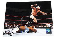 WWE RIC FLAIR 8X10 UNSIGNED PHOTO FILE PHOTO 3 VERY RARE