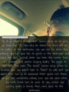 Justin Bieber Imagine tumblr