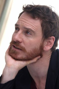Michael Fassbender: us Irish-German folks really do make the most attractive people ;)
