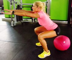 Ugi Ball Workout « Jenn-Fit Blog