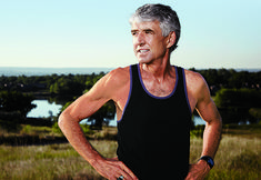 Frank Shorter (NMH Class of 1965) won the 1972 Olympic marathon and sparked a running boom across the United States.