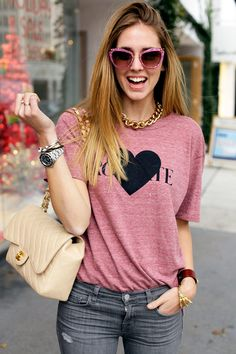 1927b50e9312 miu miu pink glitter sunglasses and Chiara Ferragni - The Blonde Salad. Leanne  Cronin Henderson