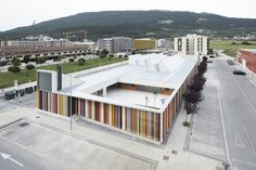 Nursery school – Javier Larraz, Iñigo Beguiristain and Iñaki Bergera