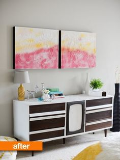 DIY the Trend: 9 Ideas for Adding a Colorful or Contrasting Outline to Furniture