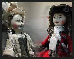 17C Dolls - collage | Flickr - Photo Sharing!