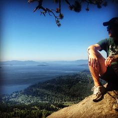 Hike Oyster Dome, and a little next-day soreness is totally worth it for this view of the Puget Sound and the San Juan Islands.