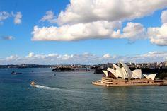2 weeks in Australia Opera House
