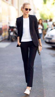 Stylish Alisa: PARISIAN STREET STYLE