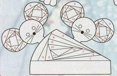 Patrons Iris folding Hobby - Nerina De - Picasa Webalbumok